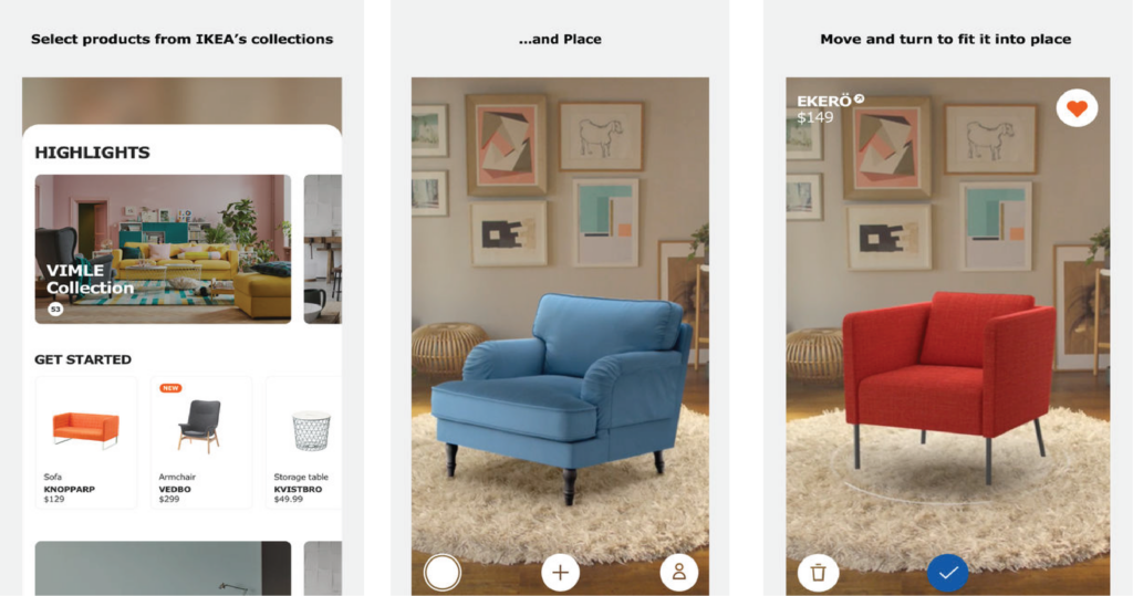 ChicDivaGeek-Ikea-Place-App