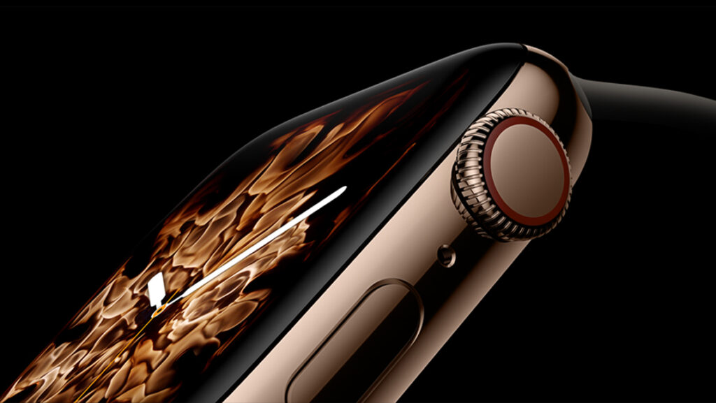 Apple-Watch-Series-4-Digital Crown-ChicDivaGeek